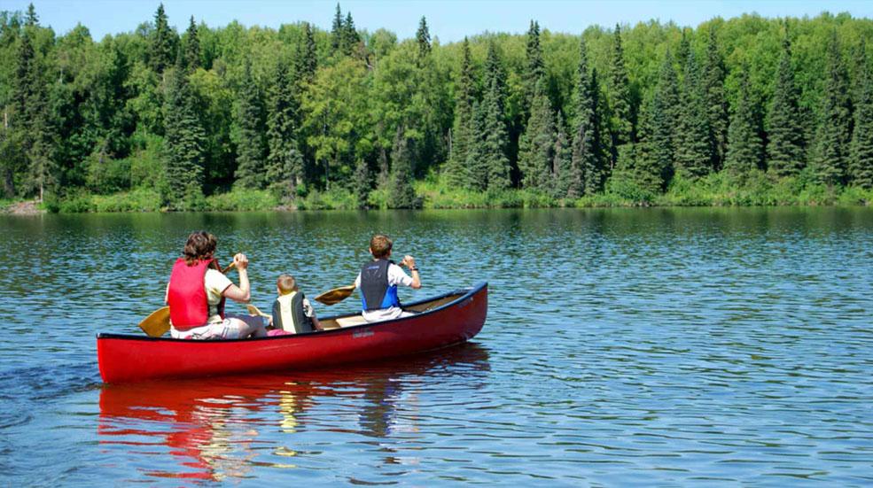 Activités de la région - Canoë Kayak
