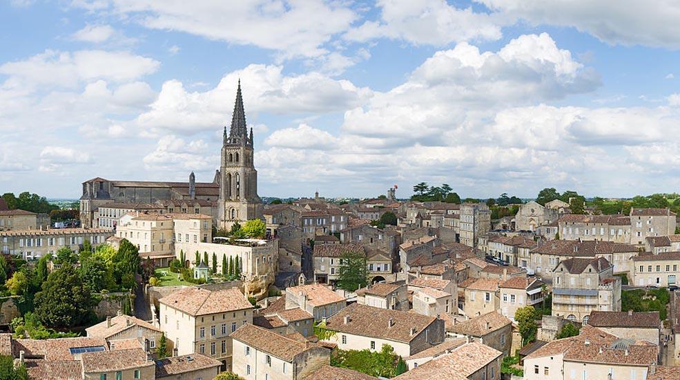 Activités de la région - St Emilion