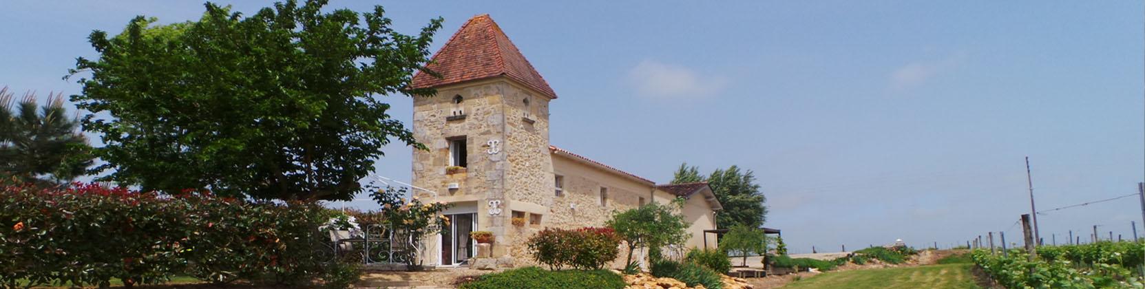 Le pigeonnier de Pezelin Gironde