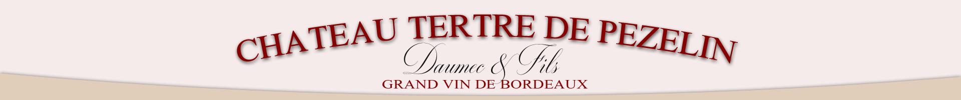 Logo Chateau Tertre de Pezelin